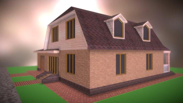 Dom Exp 3D Model