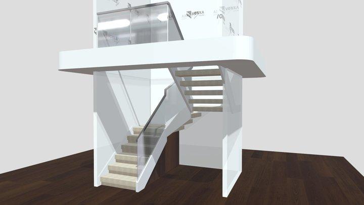 Arron v1 3D Model