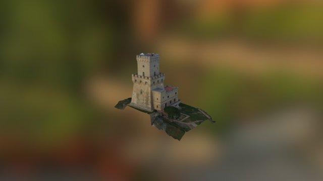 Torre di Cerrano 3D Model