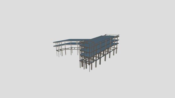 EM Anhanguera 3D Model