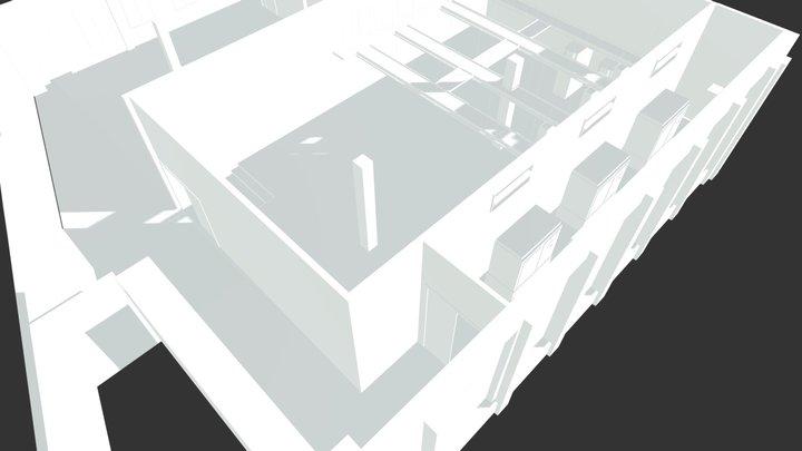 Interiores 3D Model