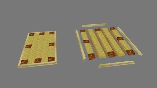 Ultimate Cutting Board 3D Model