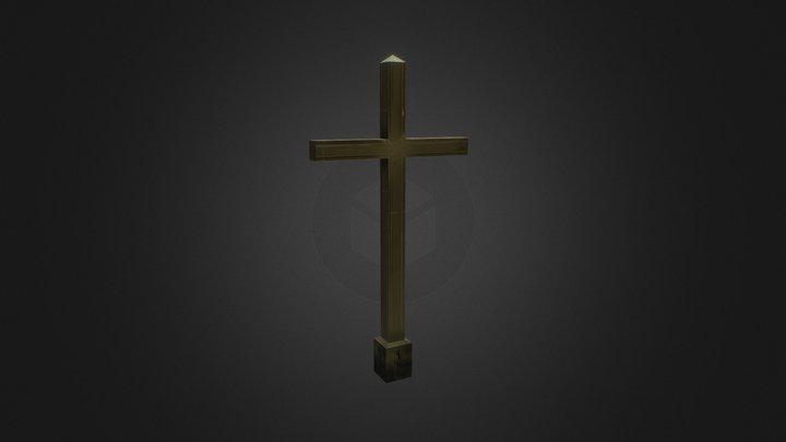 Cross 3D Model