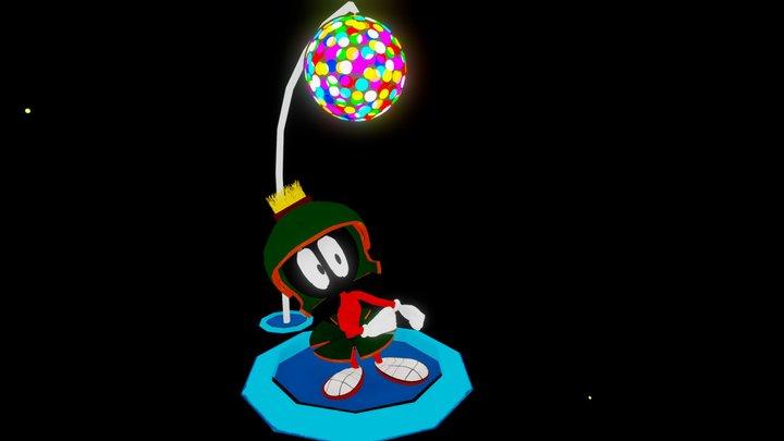 Marvin / Looney Tunes 3D Model