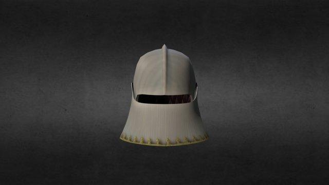 Helmetsketchfab 3D Model