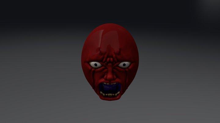 Behelit 3D Model