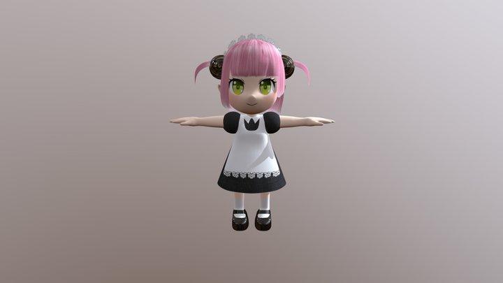 Mimi 3D Model