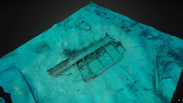 Fiskardo 2015 - NE595 Artefact #2 3D Model