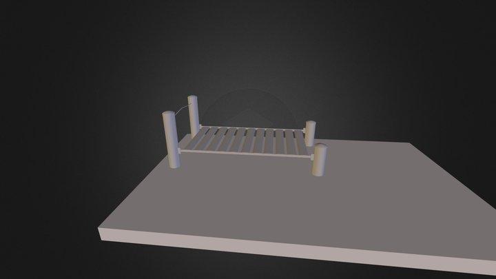 Habitacion 3D Model