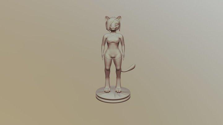 Tigra 3D Model