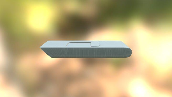 Flash Drives Will Kill Us All 3D Model