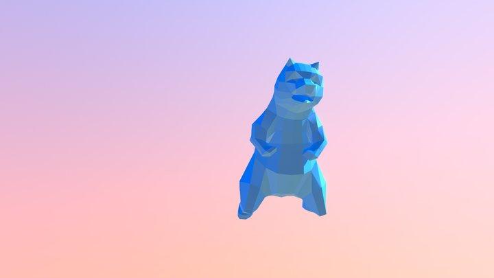 Sea Bear Dance 3D Model