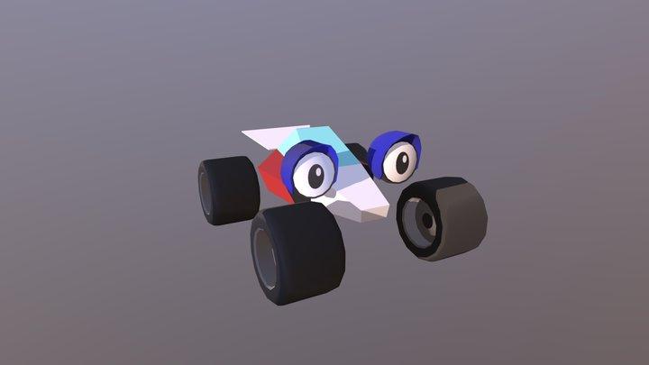 Ftype 3D Model