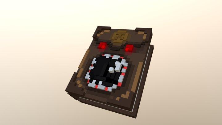 Bombinomicon 3D Model