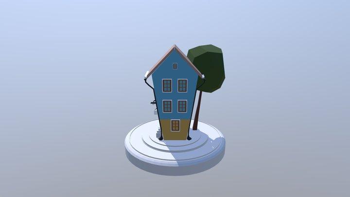 Diorama draft 3D Model