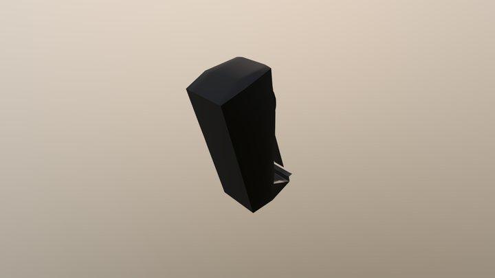 Tape 3D Model