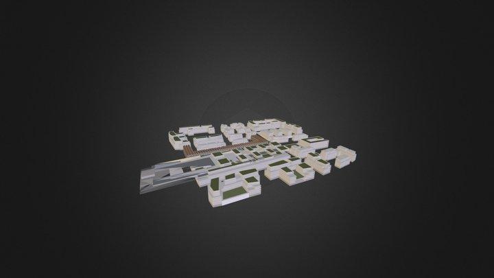 COUR2 3D Model