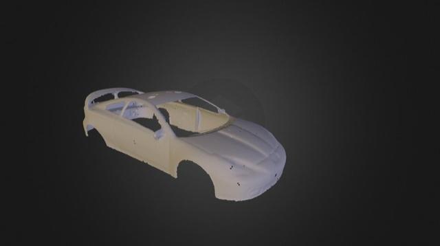 quét Oto đồ chơi 3D Model