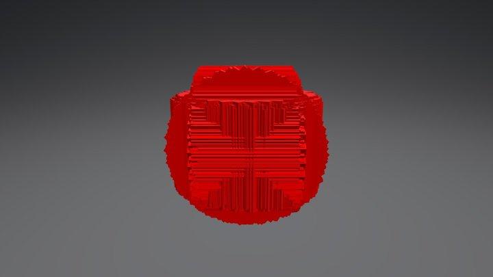 Gridtree x-1.0: Gnarl 3D Model