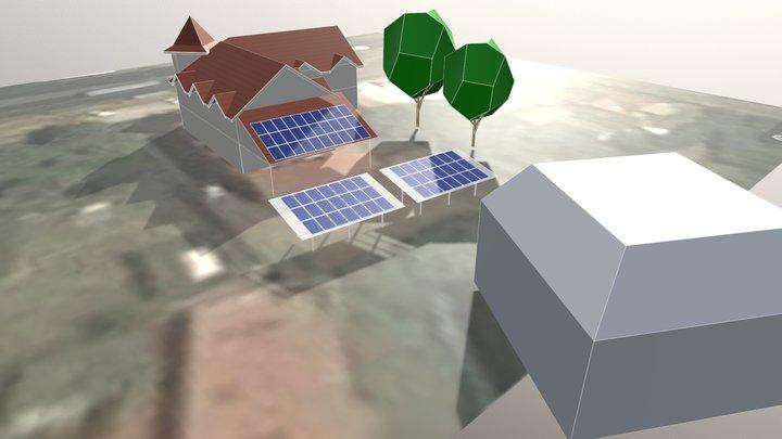 3D-model-Bp-Jaszberenyi 3D Model