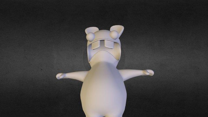 lapinou 3D Model