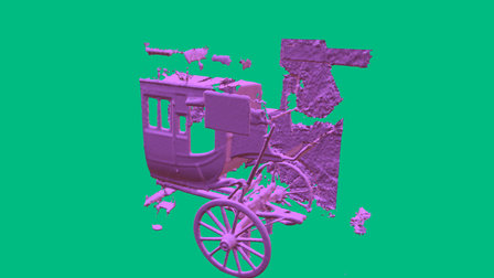 artefact004 3D Model
