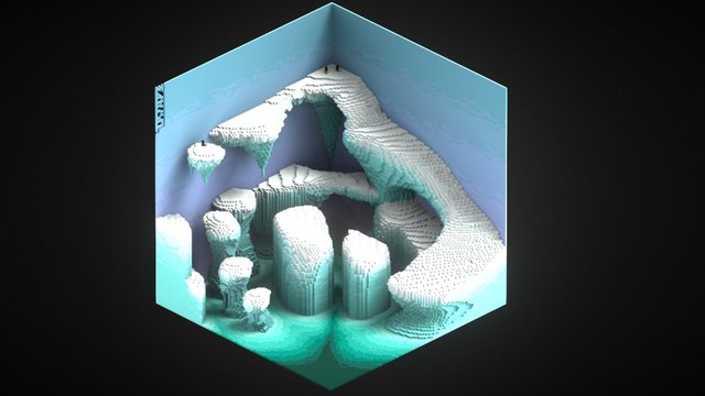 Polar 3D Model