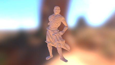 Ungyō | Alvin Chen 3D Model