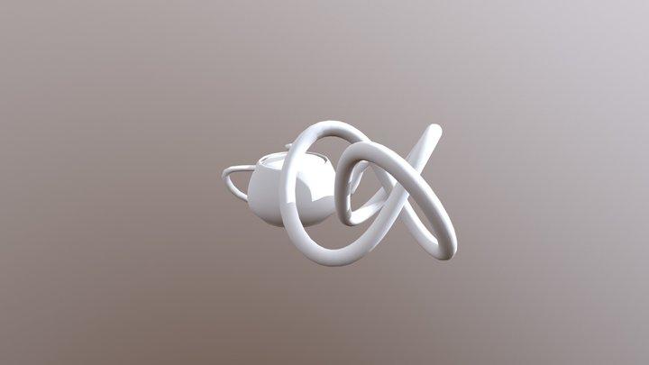 Charola 3D Model