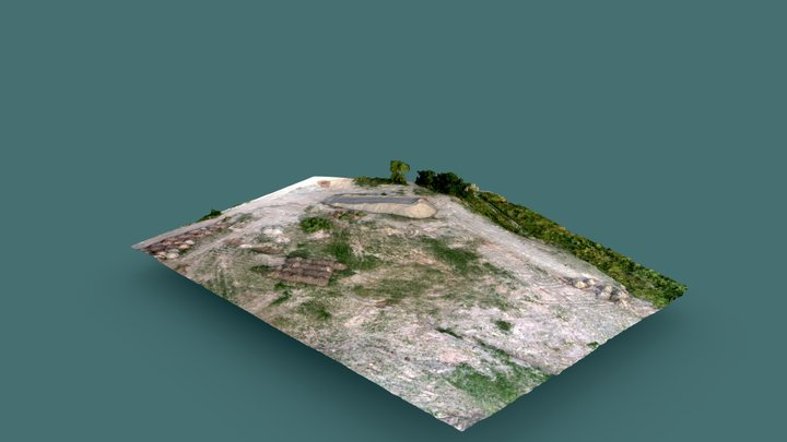Arrowhead Park 3D mesh 3D Model