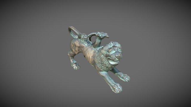 Chimera 3D Model