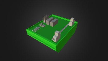 3Dmodel Voltage - Monsol 1000/1500 V 3D Model