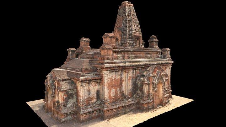 Kubyauk-gyi (298), Bagan, Myanmar 3D Model