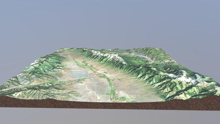 Sangre De Cristo, Fremont, CO 3D Model