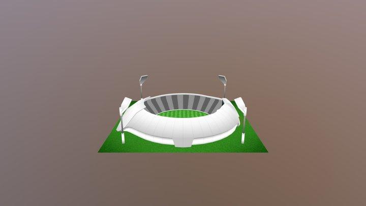 Stadium Lv13 3D Model