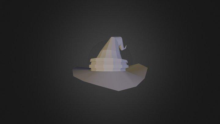 Hut 3D Model