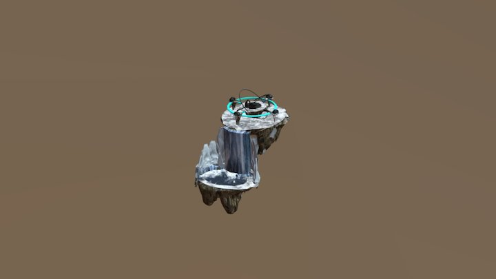 ENVRONMENT 3D Model