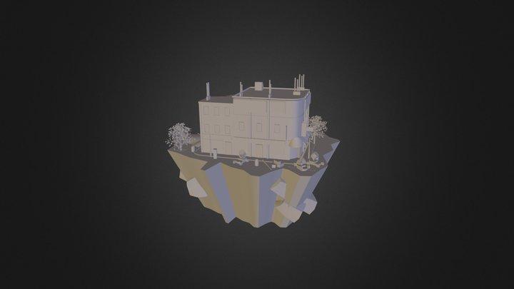 1212121 3D Model