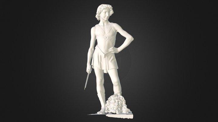 David Statue 3D Scan - Artec 3D 3D Model
