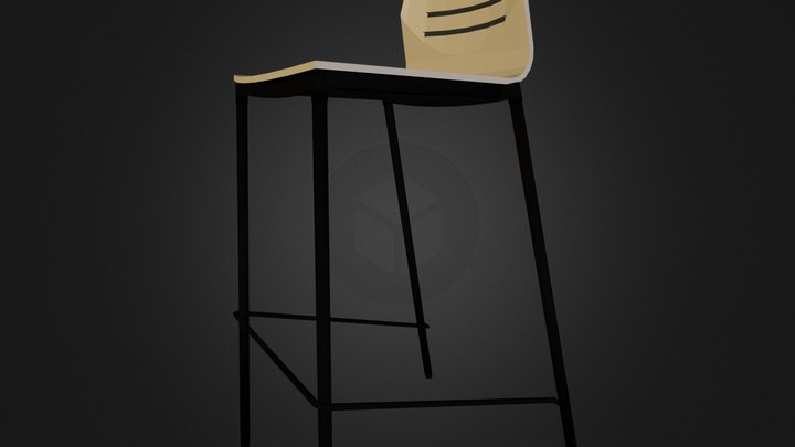 Chair Fora Form N121211 3D Model