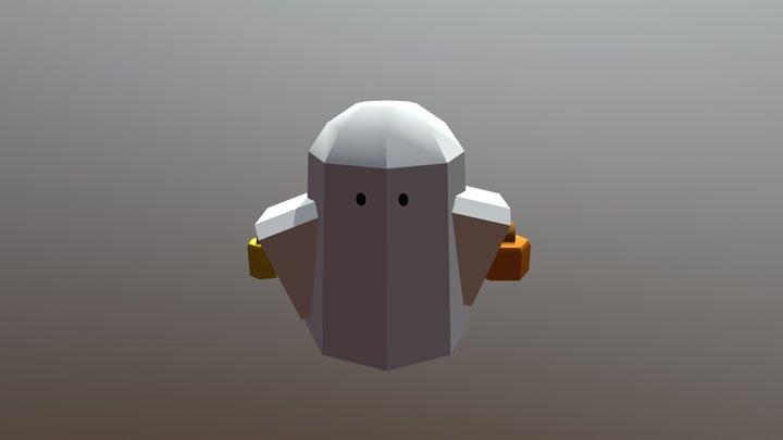 GHOST PAPER KRAFT 3D Model