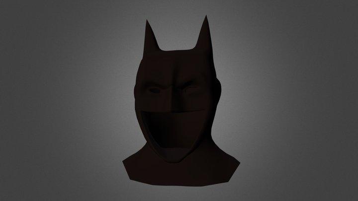 batmask 3D Model