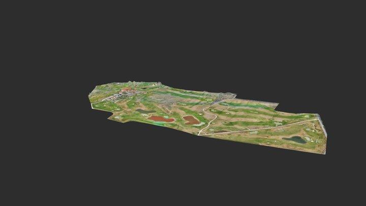 Golf Resort Weimarer Land 3D Model