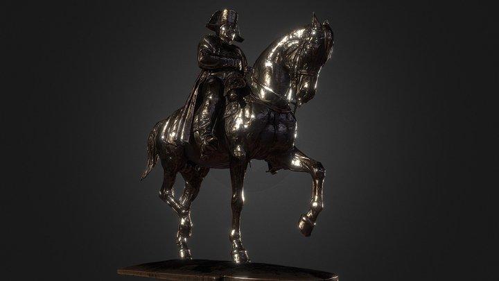 Napoleon for UE4 (Mobile Friendly) 3D Model