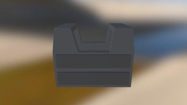 Rebel Vest - Patch 3.3 3D Model