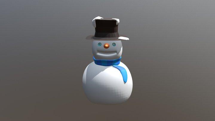 Mononieve 3D Model