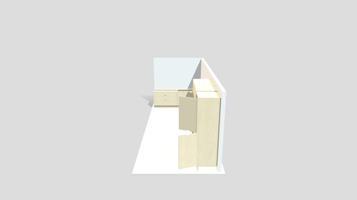 BH V2 3D Model