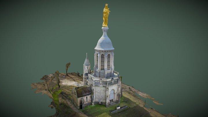 Notre-Dame d'Etang 3D Model