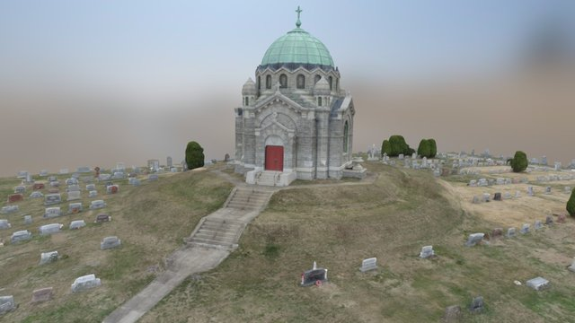 Most Holy Redeemer 3D Model