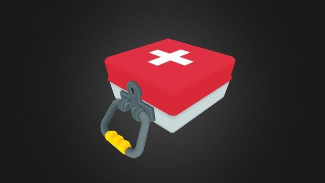 Health Kit 3D Model